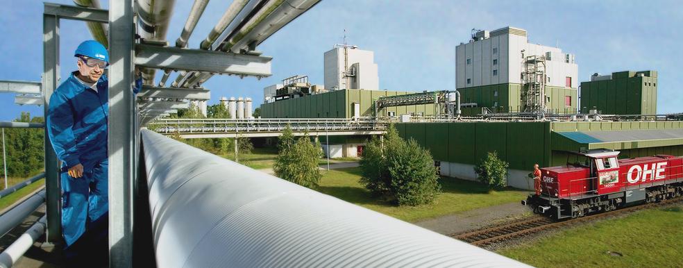Industriepark Walsrode - Ihr Standort